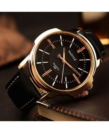 Rose Gold Timepiece