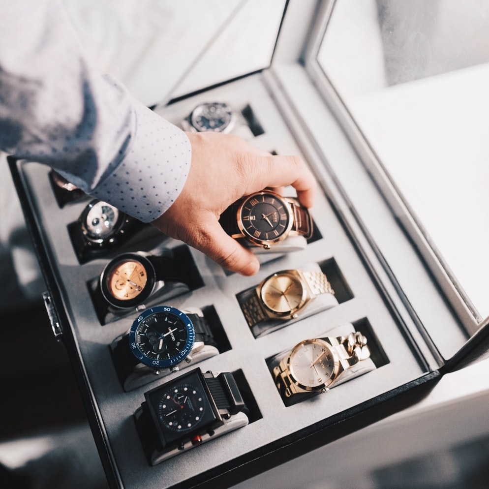 Watches on Sale at the watch store with Brave Swiss Watches